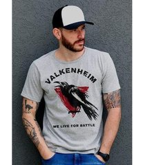 camiseta bandup for honor type vikings