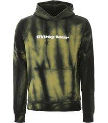 paura tie-dye hoodie