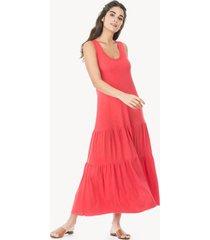 lilla p tiered skirt dress