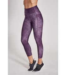calza violeta aptitud capri (6214)