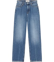 fjell high-waisted loose leg jeans