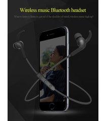 audífonos bluetooth manos libres inalámbricos, h2 auricular impermeable del en-oído del ejercicio de la gimnasia sin hilos receptor de cabeza verdadero de la alta calidad audifonos bluetooth manos libres  (negro)