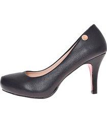 zapato fiesta belleta negro weide