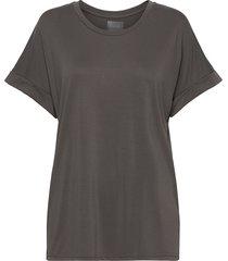 kajsa t-shirt t-shirts & tops short-sleeved grå culture