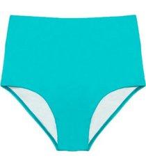 bikini calzón pin up reductor turquesa samia