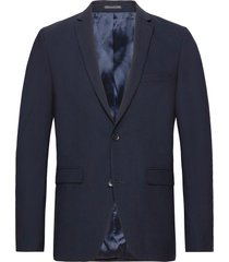 blazers suit blazer colbert blauw esprit collection
