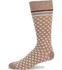 printed crew socks