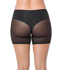faja panty control suave negro leonisa 012769