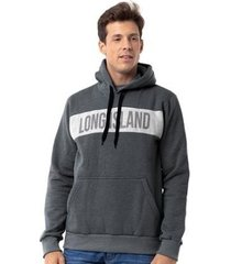 moletom long island screen masculino