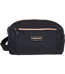 neceser cosmetiquero hockey negro head