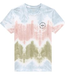 becks tie dye bf t-shirt