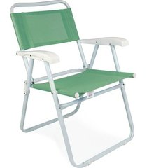 cadeira master aço fashion - anis