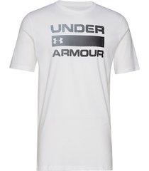 ua team issue wordmark ss t-shirts short-sleeved vit under armour