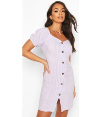 button up sweetheart mini dress, lilac