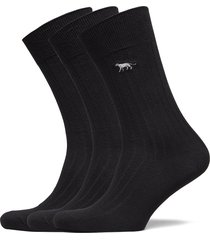 reigate r3 underwear socks regular socks svart tiger of sweden