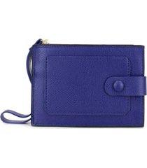 billetera eva azul carven