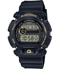reloj g shock dw_9052gbx_1a9 negro resina