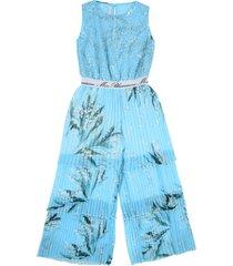 miss blumarine overalls