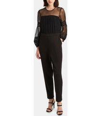 french connection paulette illusion jumpsuit