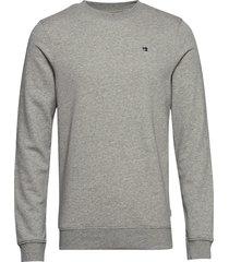 clean sweat sweat-shirt trui grijs scotch & soda