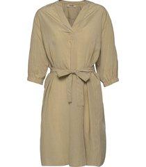 adine mini check dress dresses everyday dresses beige mos mosh