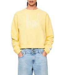 buzo amarillo pepe jeans