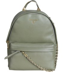 michael kors medium logo backpack
