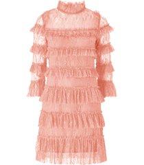 spetsklänning carmine mini dress