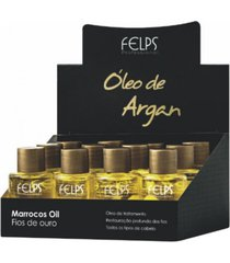 óleo de argan felps profissional 12x7ml
