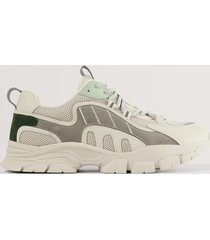 na-kd shoes trekking sole sneakers - grey