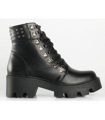 botas  negras skin
