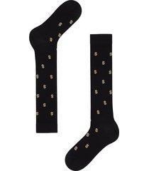 calze lunghe con filo di scozia