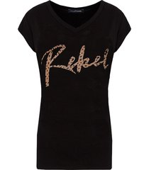 rebel top panter camel