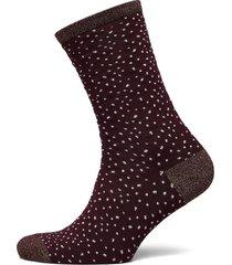 slfvida sock b lingerie socks regular socks lila selected femme
