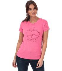 womens skog graphic t-shirt