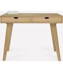 biurko kat / małe, dębowe lite