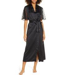 women's rya collection graceful charmeuse robe