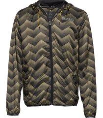 outer-wear tunn jacka grön blend