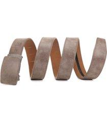 mio marino men's casual leather ratchet belt