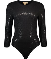 paillette bodysuit