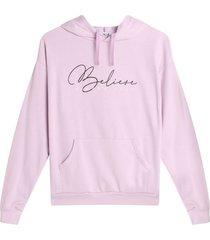 buzo hoodie belive