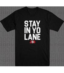 big baller brand zo2 bbb stay in yo lane lakers lavar ball p2 t shirt