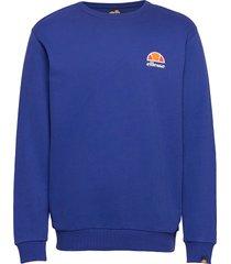 el diveria sweatshirt sweat-shirt tröja blå ellesse
