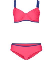 reggiseno bikini minimizer con ferretto (fucsia) - bpc bonprix collection