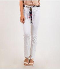 jeans blanco derek 818263
