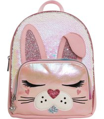 omg! accessories kiki the bunny critter mini backpack