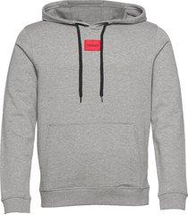daratschi212 hoodie grå hugo