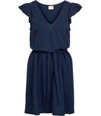 klänning viwandera v-neck short dress