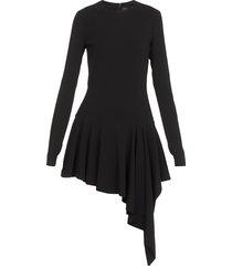 dsquared2 asymmetrical dress