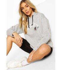 disney mickey mouse hoodie, grey